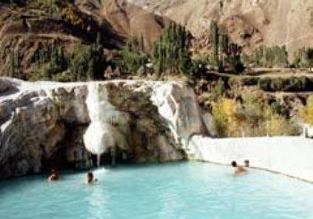 минеральный источник «Гарм-Чашма» - водолечебница