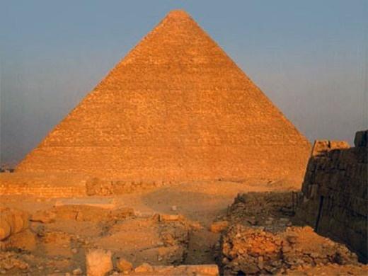 Найдена новая пирамида в Египте