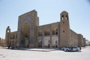 медресе Абдалазизхана