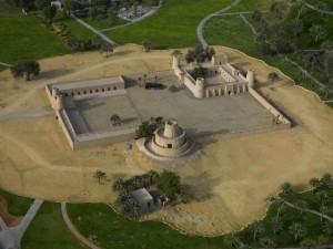 Музейный комплекс ал-Джахили в ал-Айн.Эмират Абу Даби.