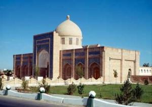 комплекс Бахоуддина Накшбанди