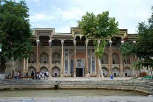 мечеть Боло хауз