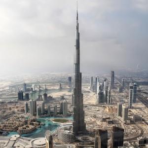 фото Бурдж-Халифа – супер небоскреб «Burj Dubai».