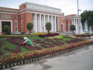 Душанбе фото.