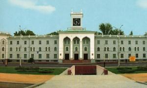 Душанбе фото. Музей Бехзод