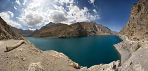 Озера Фанских гор. Таджикские озера фото