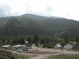 фото курорт Кыргызстана Жети-Огюз