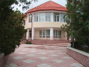 Санаторий Кыргызское Взморье, Иссык-куль, Кыргызстан