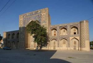 медресе Модари-хан