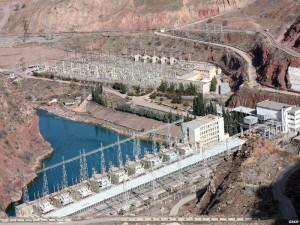 фото Нурекская ГЭС, Нурек