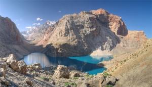 Озера Фанских гор фото