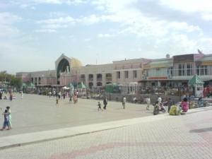 Худжанд фото. Пайшанбе рынок.