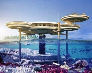 Подводный отель в Дубае появится скоро