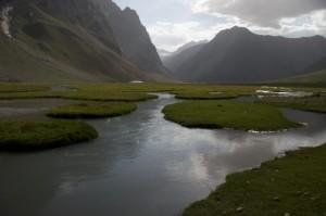 Реки Фанских гор фото