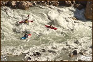 Реки Фанских гор рафтинг фото