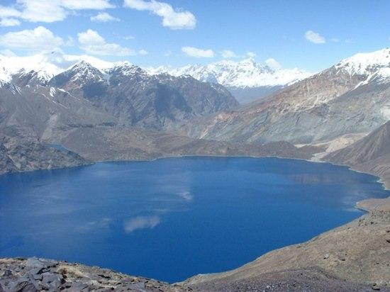 Озеро сарез фото