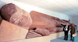 Самая крупная в мире статуя лежащего Будды