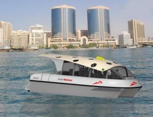 В Дубае открывается водное такси