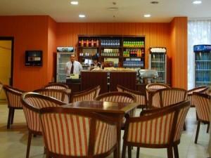 Гостиница Узбекистан - бар