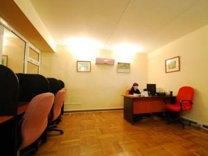 Гостиница Узбекистан - бизнес центр
