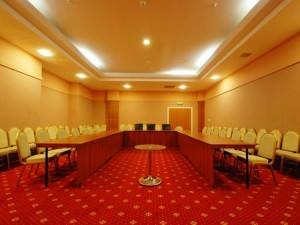 Гостиница Узбекистан - конференц-зал