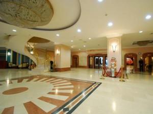 Гостиница Узбекистан - холл