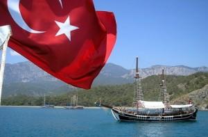 Отдых в Турции со семьей